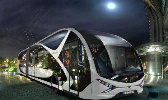 Як виглядає найдорожчий тролейбус у світі (фото)