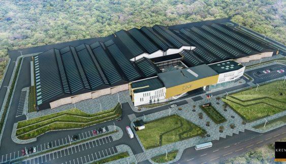 В Україні будують завод автокомпонентів для потреб BMW