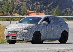 На тестах засікли новий кросовер Opel (Фото)