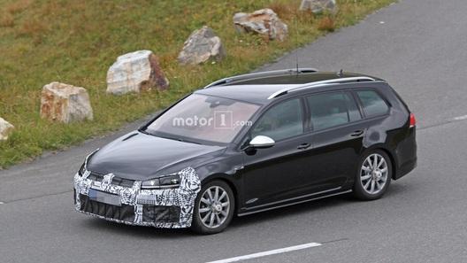 """""""Темна конячка"""" від Volkswagen була помічена на тестах (Фото)"""