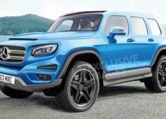 Mercedes-Benz випустить компактну версію культового G-Class