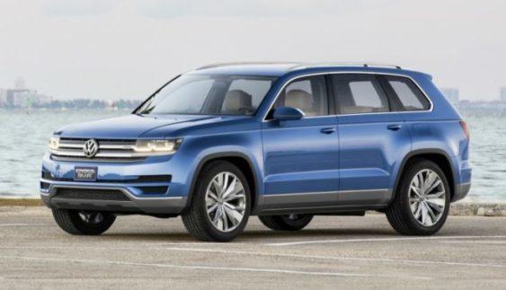 У Німеччині розсекретили справжнє ім'я великого SUV Volkswagen