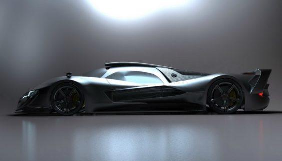 Mercedes-Benz представить в Парижі новий гіперкар