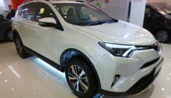 Пройшла презентація Toyota RAV4 нового покоління