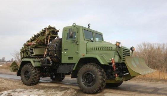 Українська армія отримає нову військову машину (Фото)