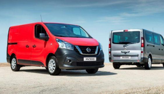 Nissan офіційно презентував новий фургон NV300 (Фото)