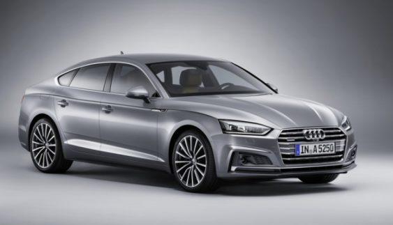 Офіційно представлено нове покоління Audi A5 Sportback (Фото)