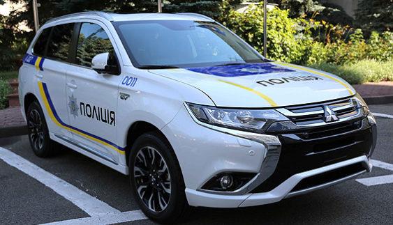 Поліція отримає нові гібридні автомобілі за «кіотські» гроші (Фото)