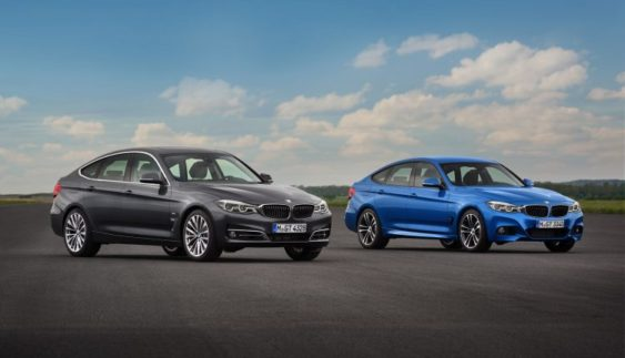 BMW готує до дебюту відразу чотири новинки (Фото)