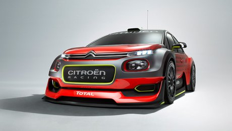 Citroen розсекретив дизайн нового ралійного C3 (Відео)