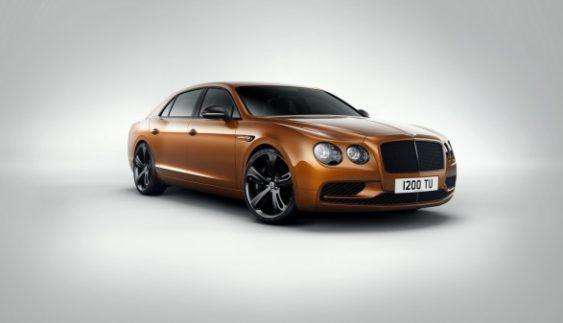 Компанія Bentley показала свій найшвидший седан (Фото)