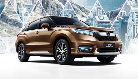 Honda продемонструвала нову Avancier на офіційних фото