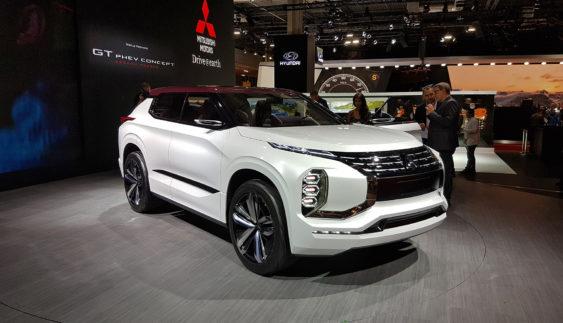 У Mitsubishi теж готують купеподібний кросовер (Фото)