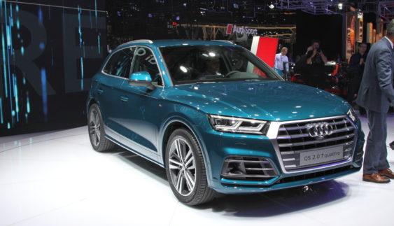 Audi Q5: прем'єра нового розкішного кросовера
