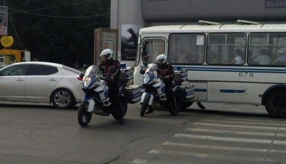 Нові мотоцикли копів виявилися старими