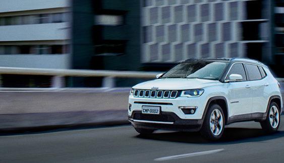 Презентували новий Jeep Compass (Фото)