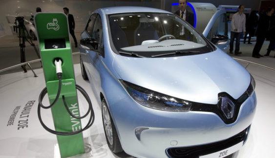 Ще один автогігант буде продавати електроавтомобілі в Україні (Фото)