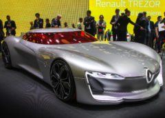 Renault представила круте спорткупе (Фото)