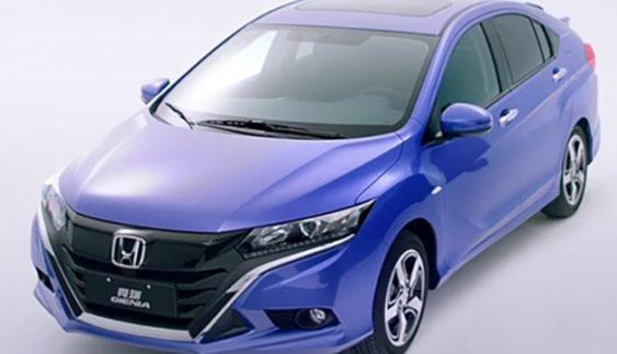 Новий компактний хетчбек Honda Gienia представлений офіційно