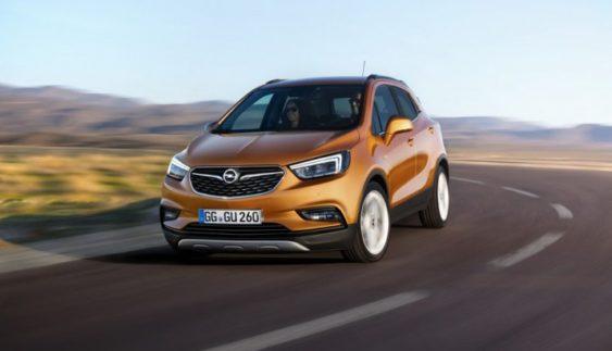 Позашляховик Opel Mokka X запустили в серійне виробництво