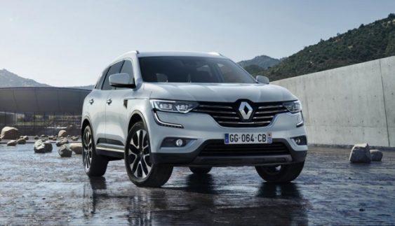 Renault покаже в Парижі новий кросовер Koleos