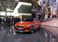 BMW X2: новий маленький і спортивний кросовер (Фото)