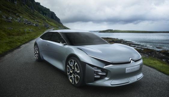 Компанія Citroen відродить великий седан