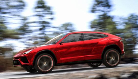 Lamborghini зробить кросовер для жінок