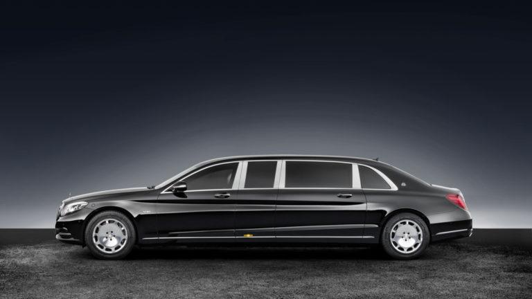 Mercedes-Maybach S 600 Pullman Guard. ;Mercedes-Maybach S 600 Pullman Guard.;