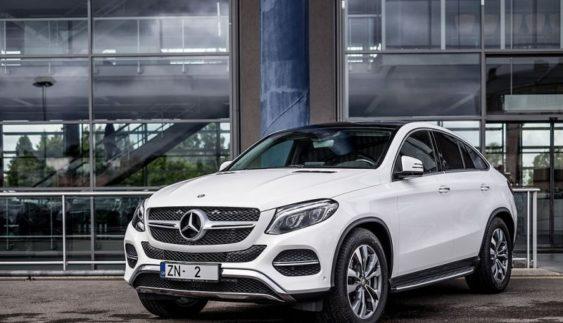 Розсекретили інформацію про нове покоління кросовера Mercedes GLE