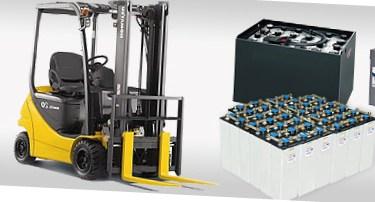 Вибираємо тяговий акумулятор що потрібно знати?