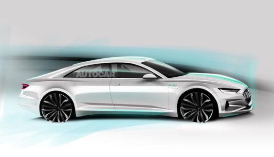 Audi A9: остання інформація про шикарний седан
