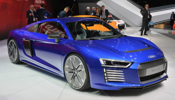 Audi припинить виробництво електромобіля R8 e-tron