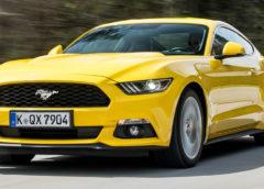 Ford показав оновлений Mustang 2018 (Фото)