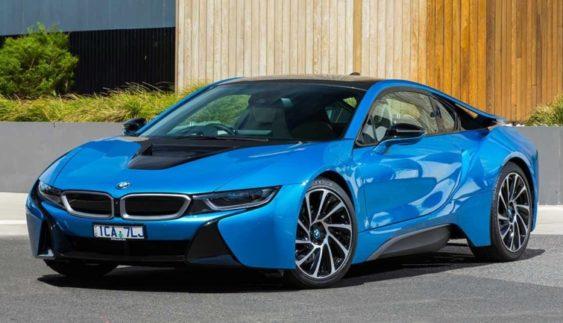 BMW представить родстер i8 в 2018 році