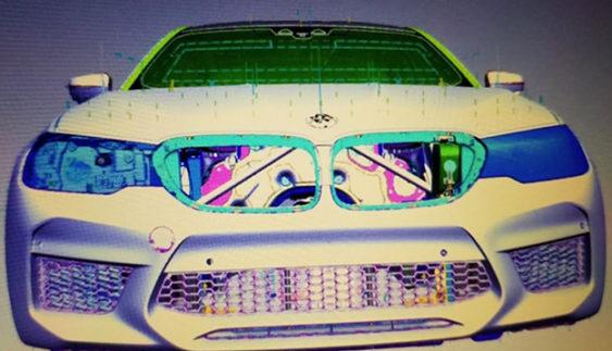У Мережу виклали зображення нового BMW M5
