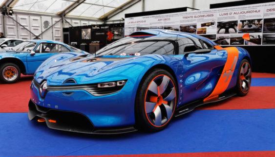 Alpine випустить свій автомобіль вже до кінця 2016 року