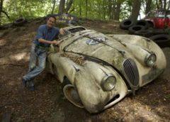 Вартість цих покинутих автомобілів перевищує мільйон доларів (Фото)