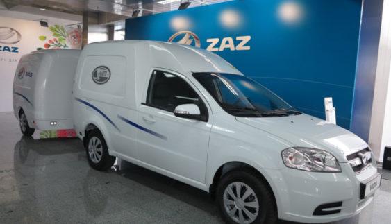 Всі подробиці про новий автомобіль ЗАЗ з причепом і ГБО (Фото)