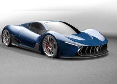 Італійська компанія Maserati розробляє новий гіперкар