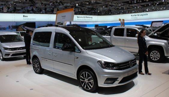 Volkswagen показав новий Caddy (Фото)