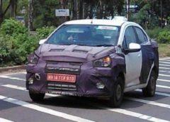 Chevrolet тестує новий бюджетний седан