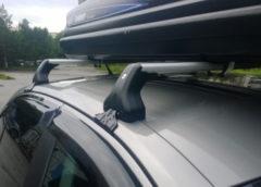 Багажники для авто: переваги і недоліки