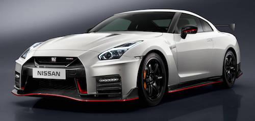 Концерн Nissan озвучив ціну на новий суперкар GT-R NISMO