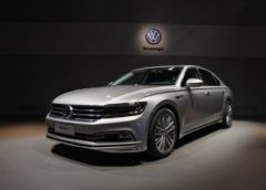 Вийшов найрозкішніший седан Volkswagen (фото)