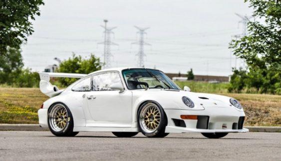 Унікальний Porsche 911 оцінили в 1,7 мільйона доларів (Фото)