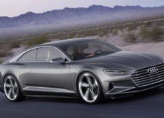 Велике купе Audi побудують на платформі Porsche