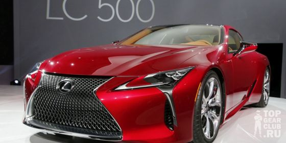Lexus розкриває подробиці про новий гіперкар