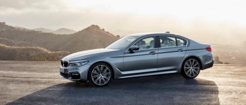 BMW представила нове покоління свого седана 5 серії (Відео)