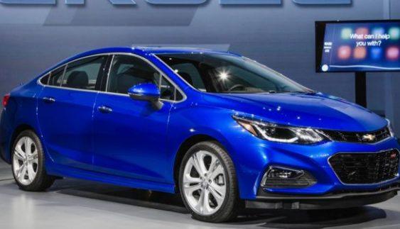 Chevrolet Cruze оновив дизельну версію автомобіля